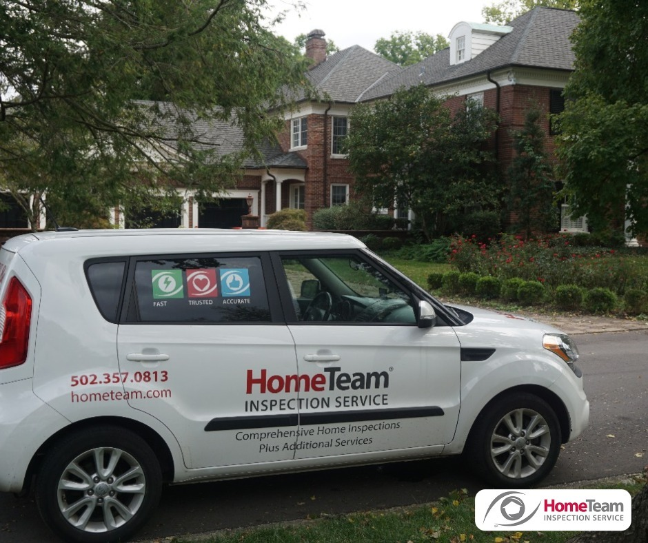 We're ready to serve you! HomeTeam Inspection Service Louisville (502)785-8142