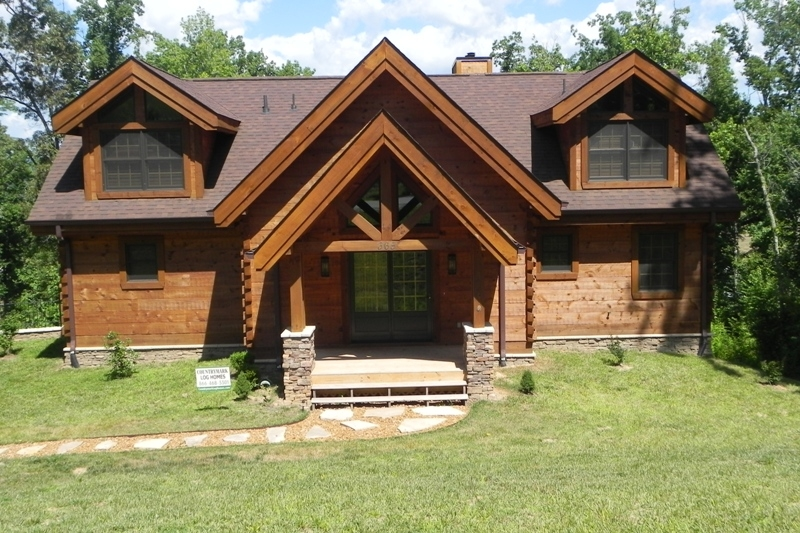 Countrymark Log Homes image 1
