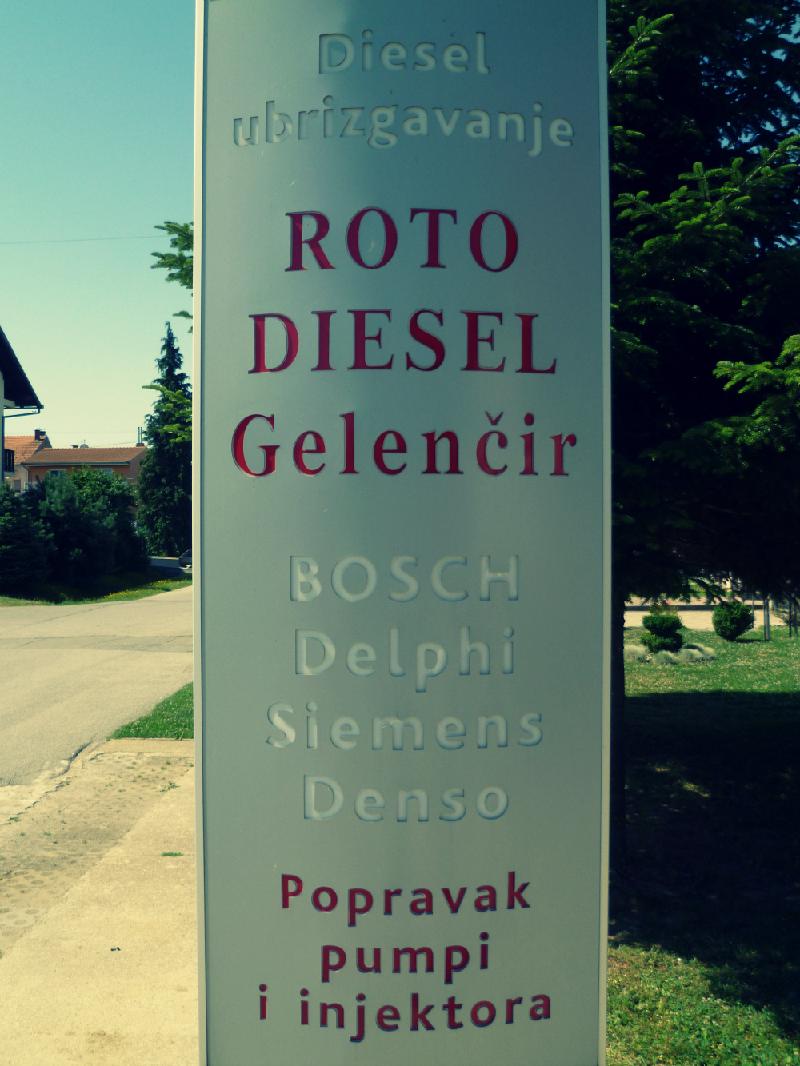 ROTO DIESEL GELENČIR d.o.o.