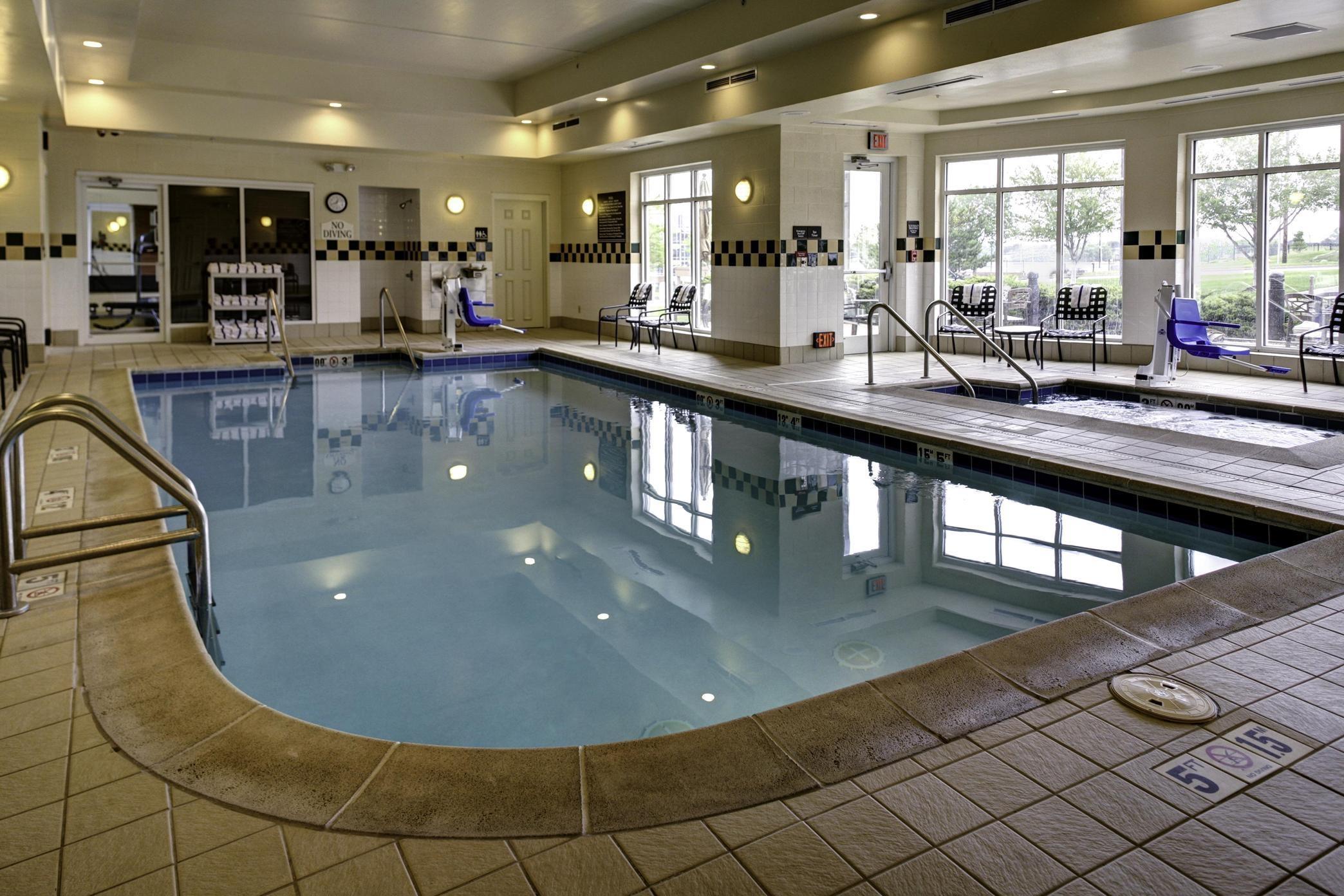 Hilton Garden Inn Overland Park In Overland Park Ks 66211