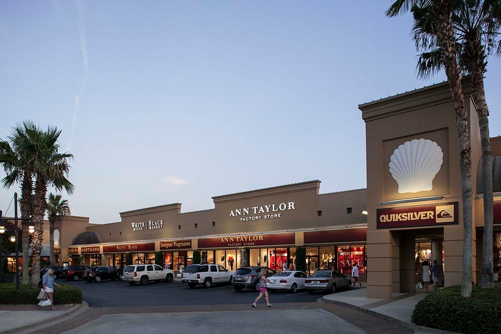 Pensacola outlet malls and factory stores