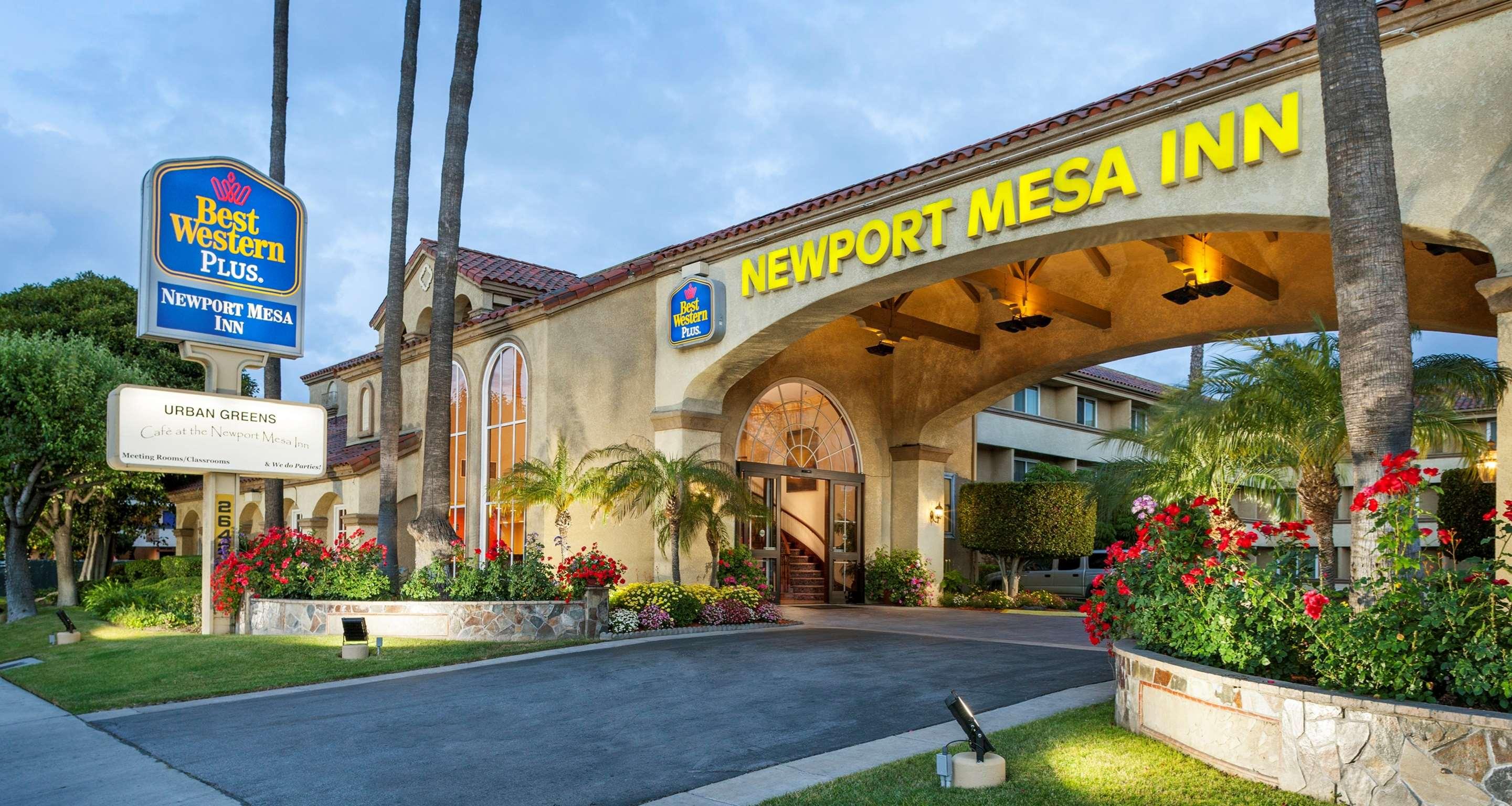 Best Western Plus Newport Mesa Inn In Costa Mesa Ca 92627