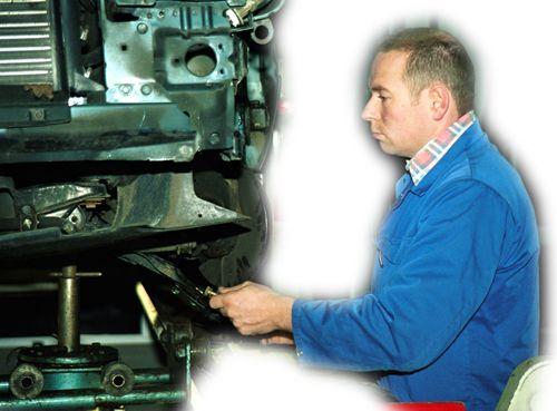 KFZ-Werkstatt Auto-Scharrer