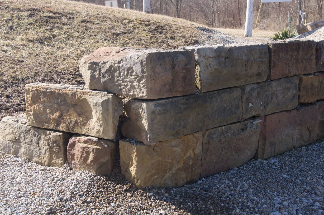 Crushed Stone Inc : Arvin crushed stone landscaping materials in loogootee