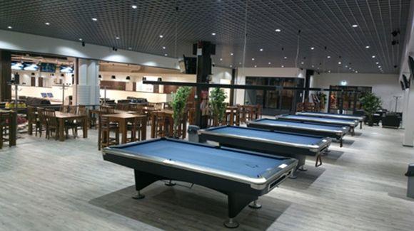 Squash & Bowling Center