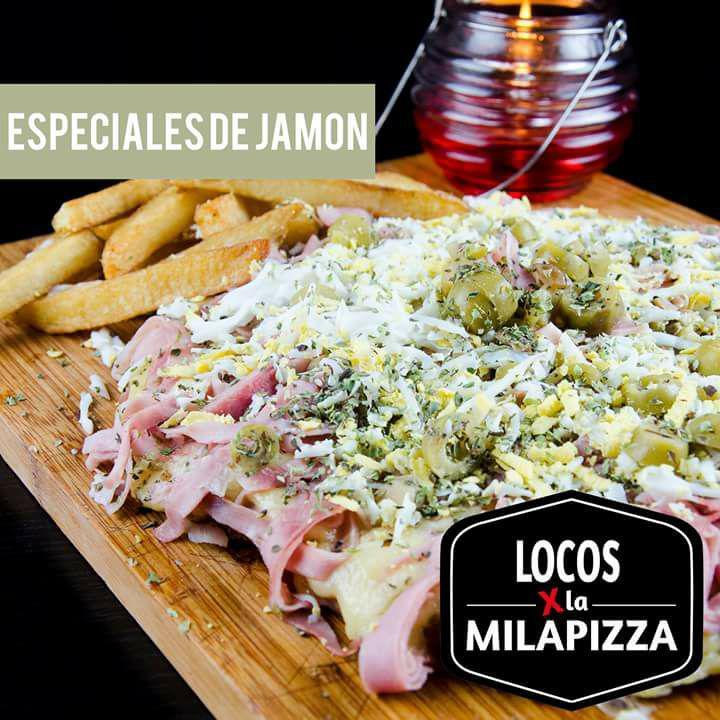 Fotos de LOCOS X LA MILAPIZZA