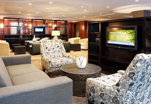 Center City Philadelphia Hotel - Residence Inn by Marriott Philadelphia Center City - Lounge Area