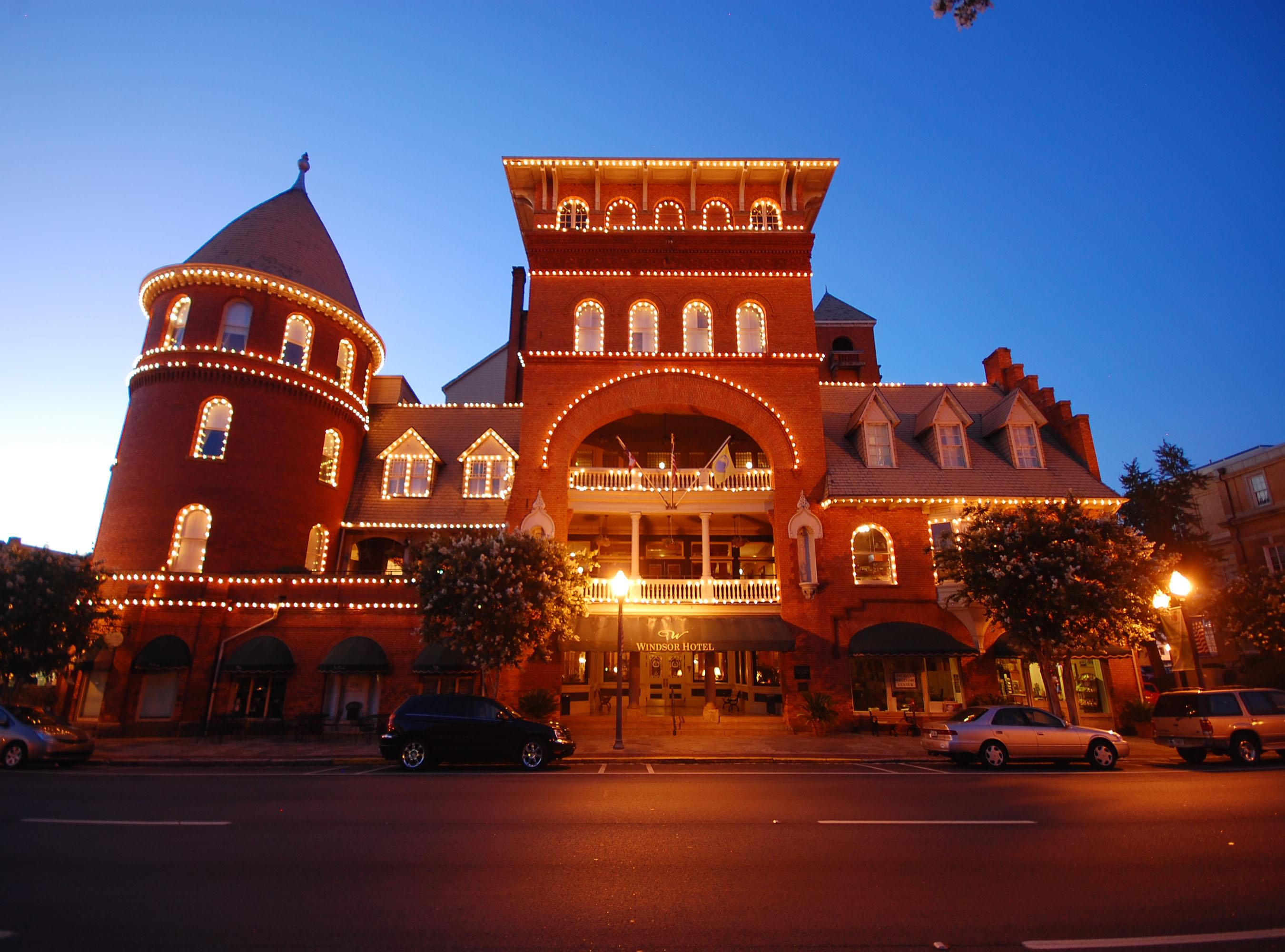 Best Western Plus Windsor Hotel Americus Ga