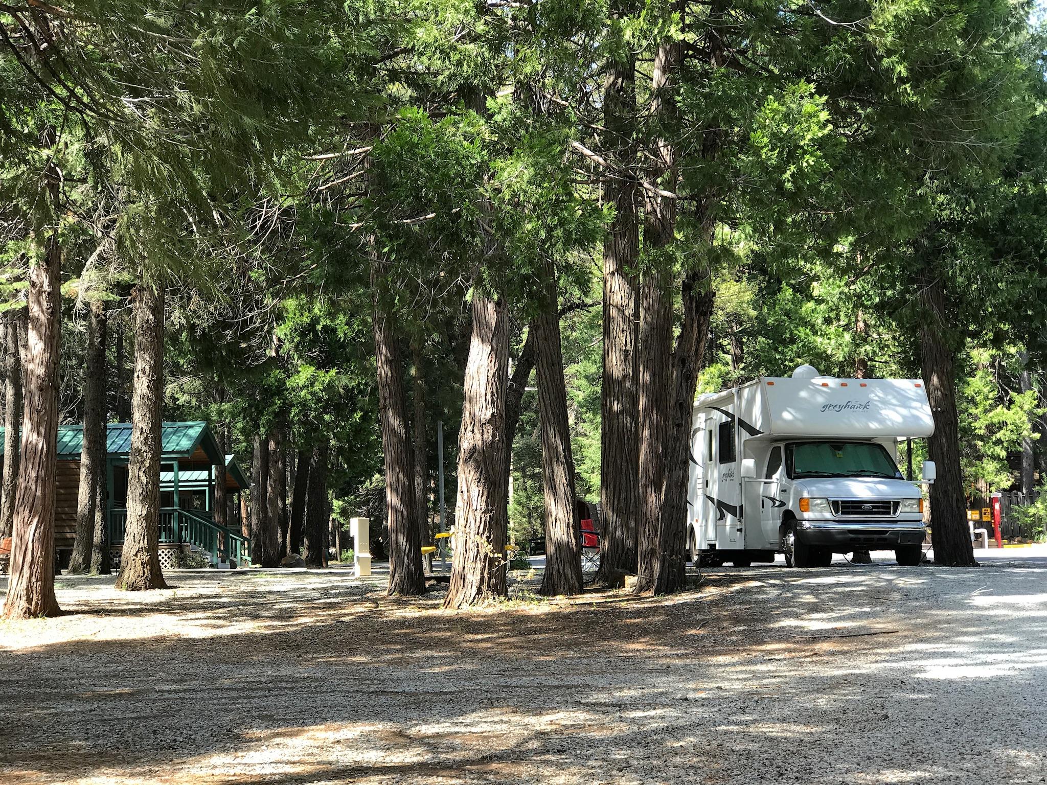 Mt. Lassen / Shingletown KOA Holiday