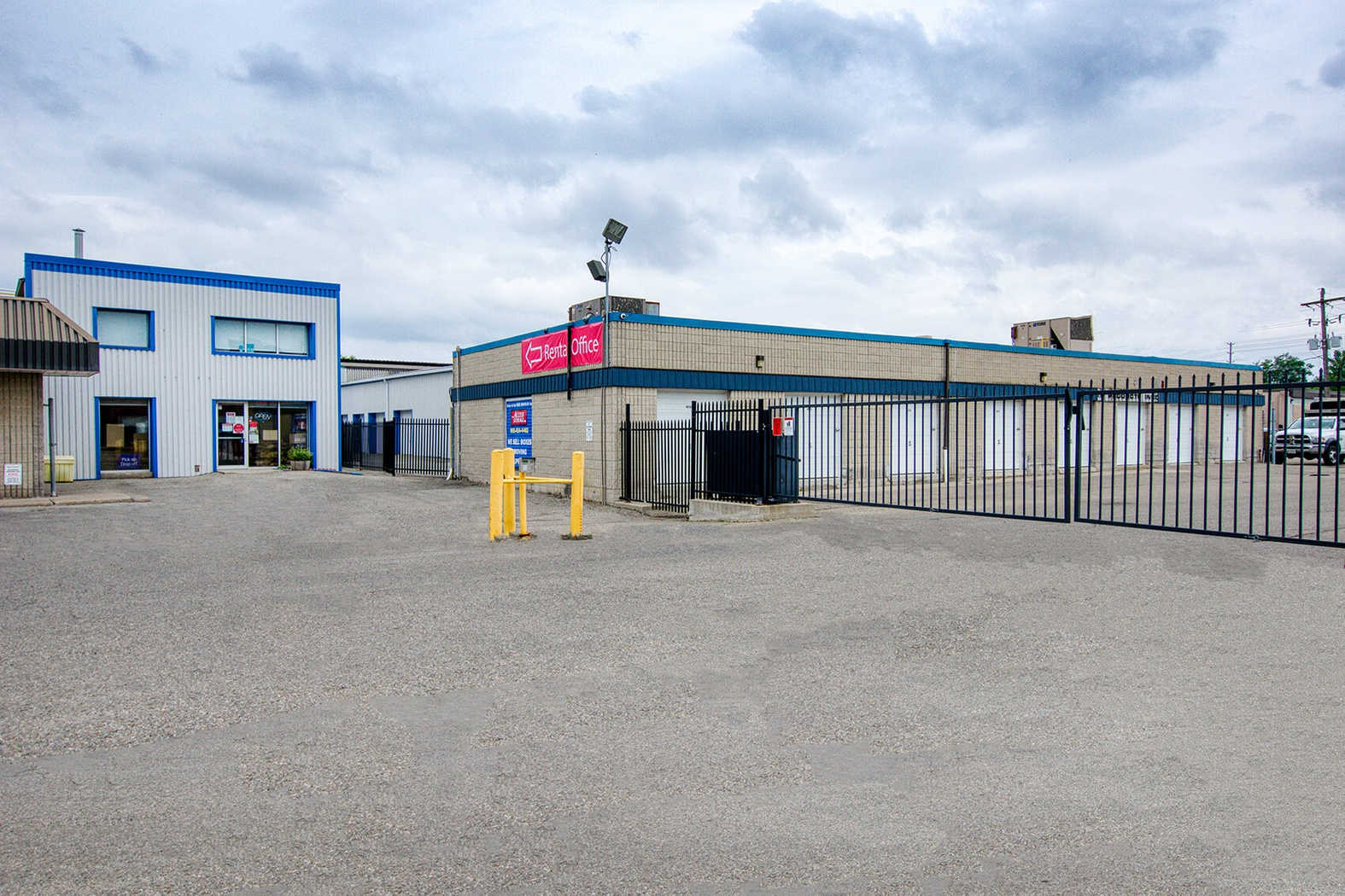 Access Storage - Brampton North
