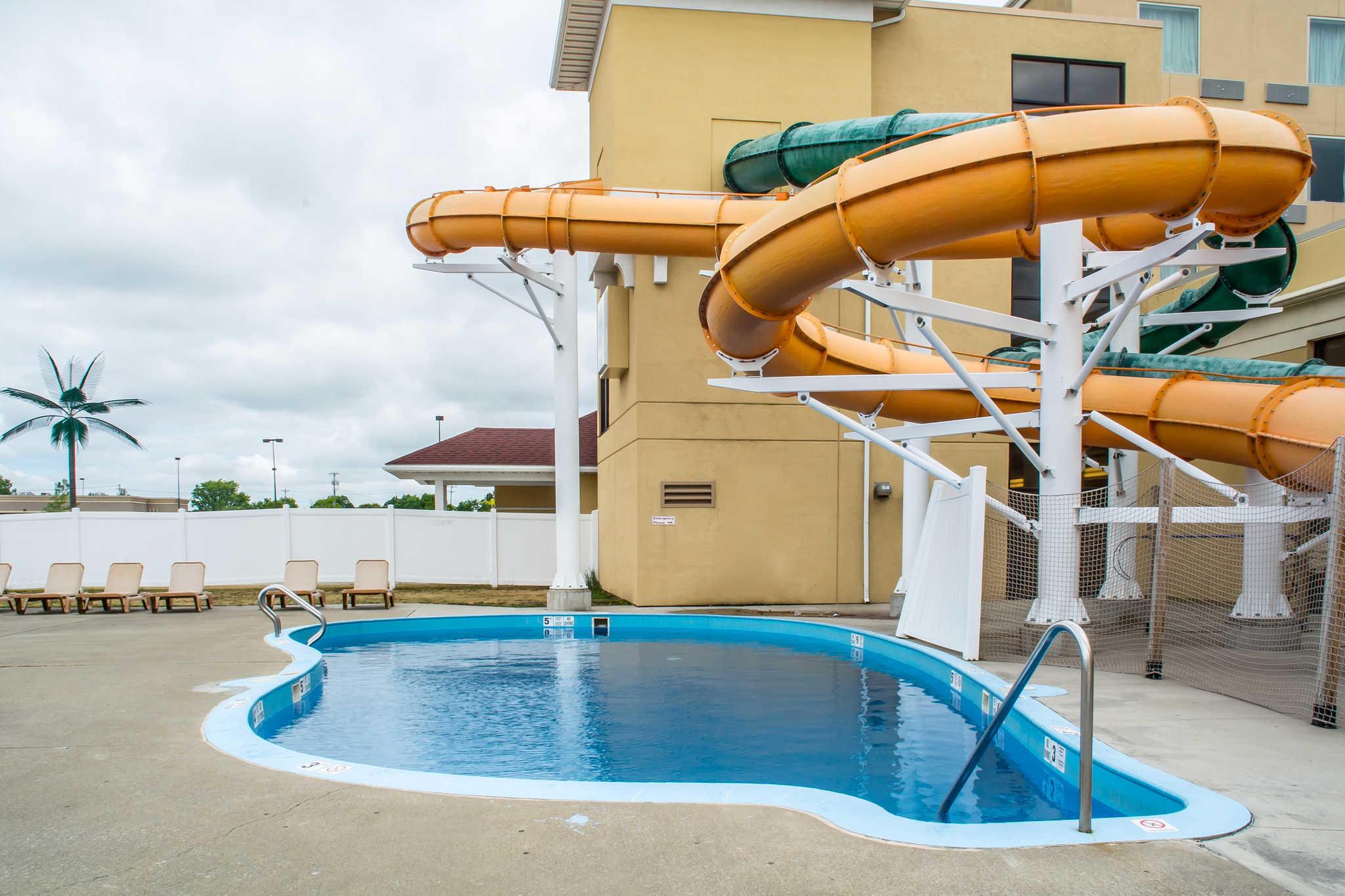 Palm Island Indoor Waterpark Batavia Ny