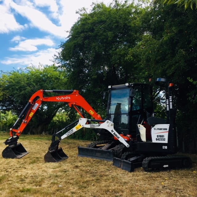 T L Plant Hire - Diss, Essex IP22 1AB - 07881 642232 | ShowMeLocal.com