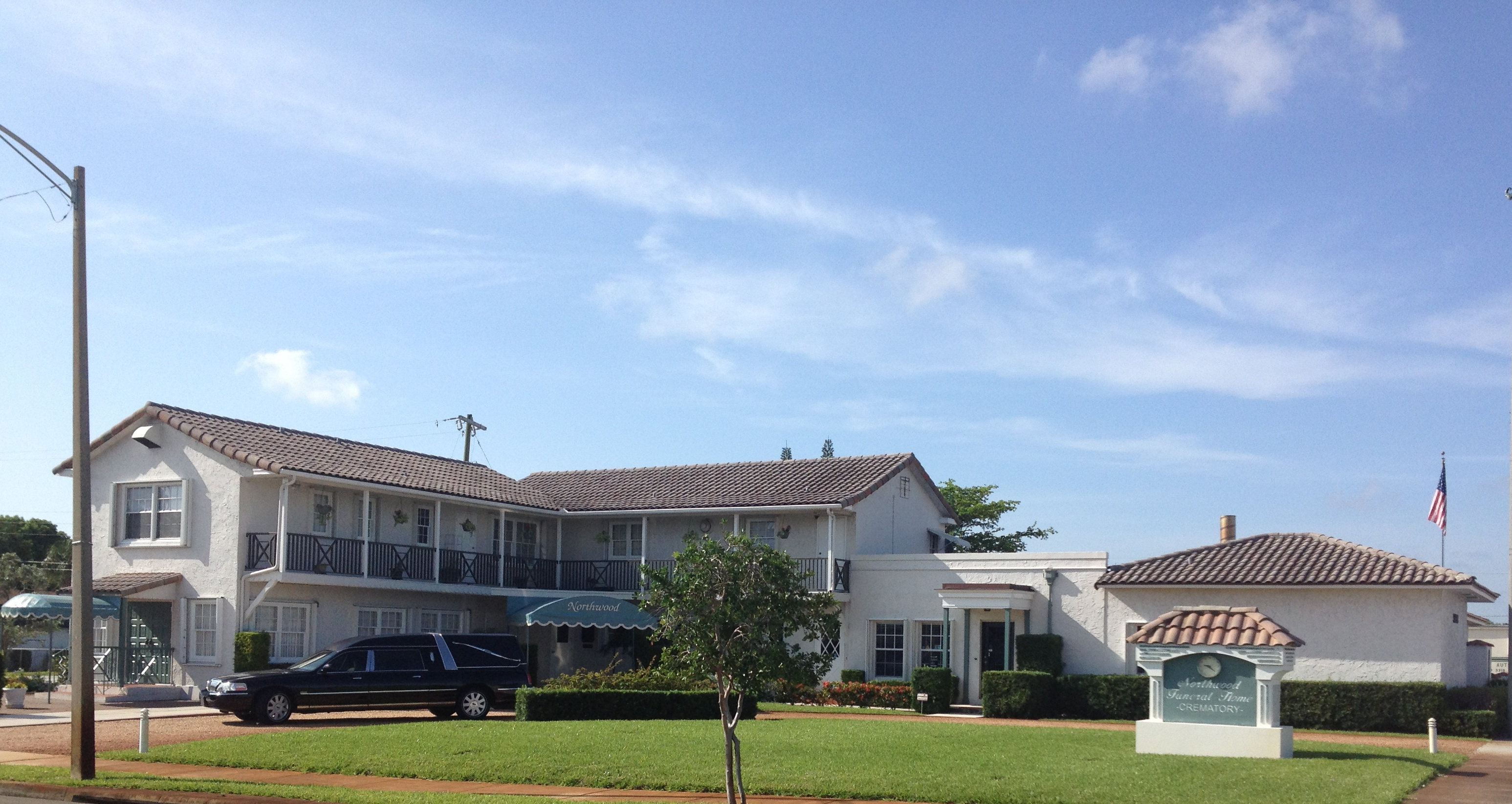 Northwood Funeral Home West Palm Beach Florida