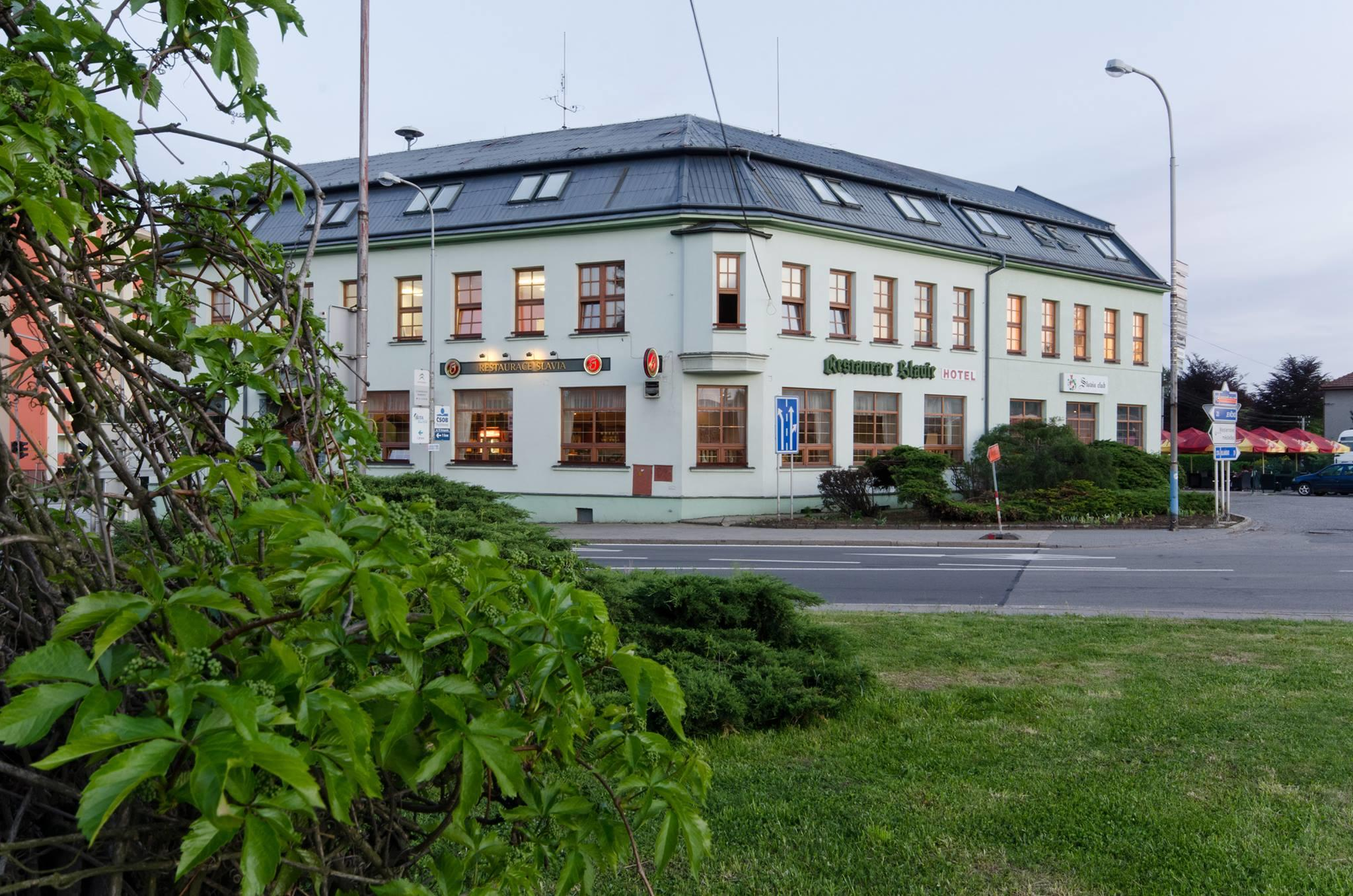 Hotel Slavia - ubytování a restaurace Boskovice