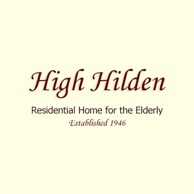 High Hilden Residential Home - Tonbridge, Kent TN10 3DB - 01732 353070 | ShowMeLocal.com