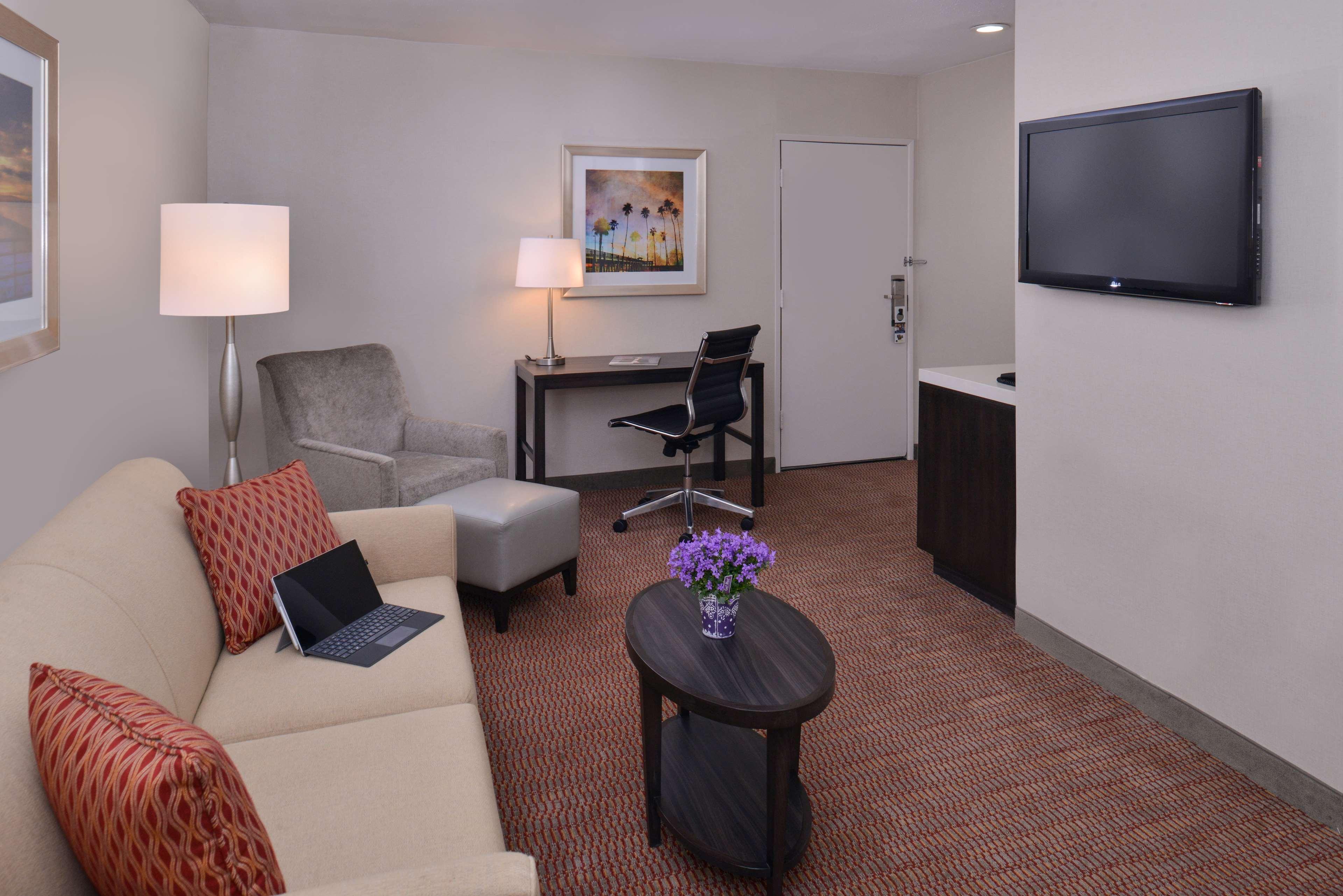One Queen Suite