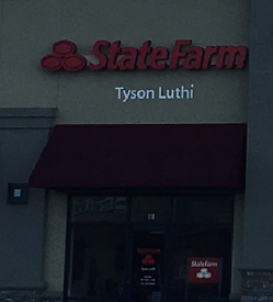 Tyson luthi state farm insurance agent coupons near me for Tyson motors service hours