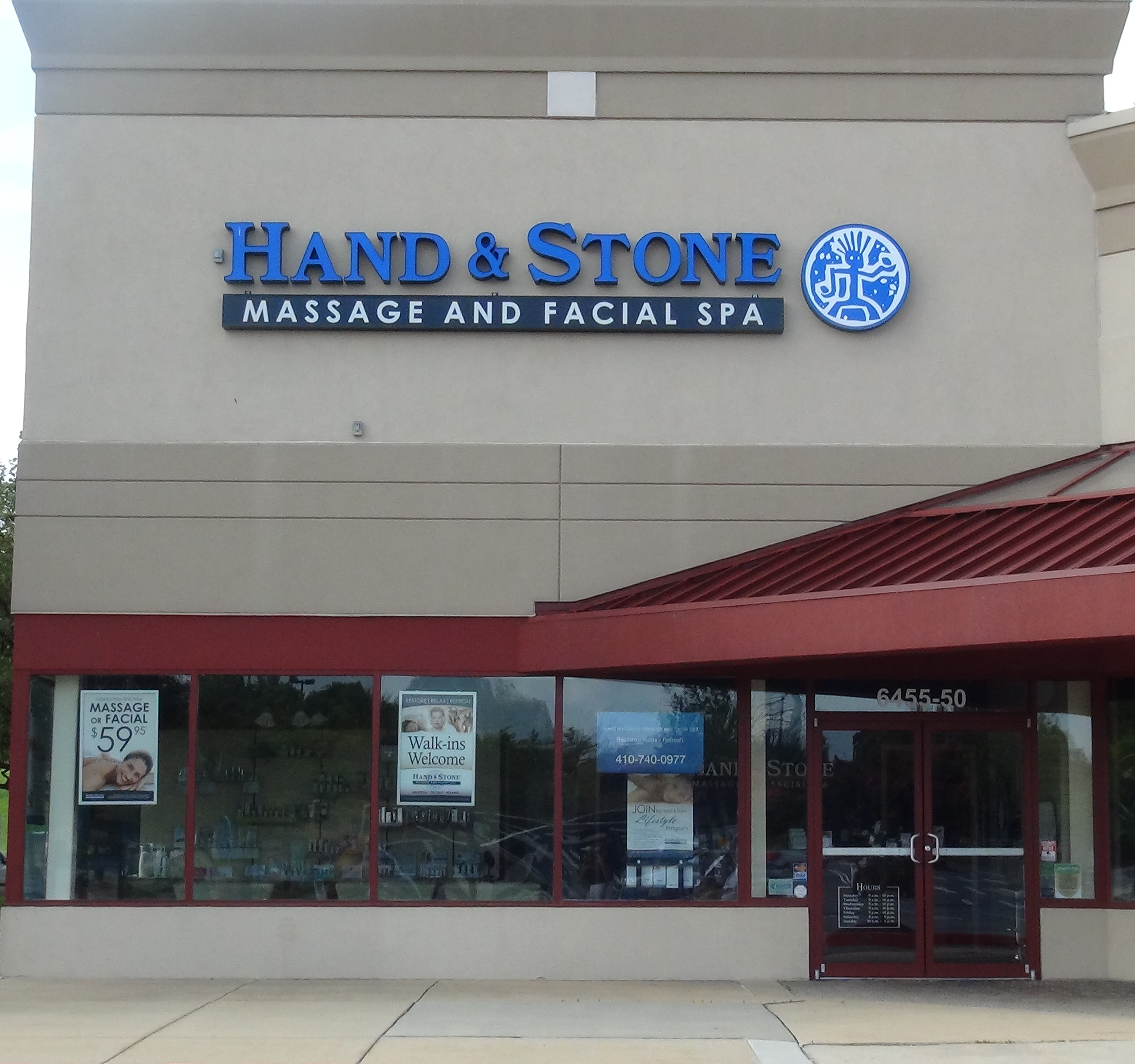 Hand and Stone Massage and Facial Spa, Columbia Maryland ...