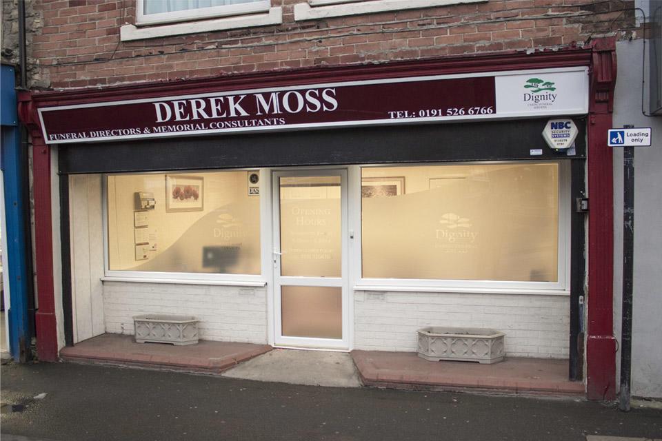 Derek Moss Funeral Directors