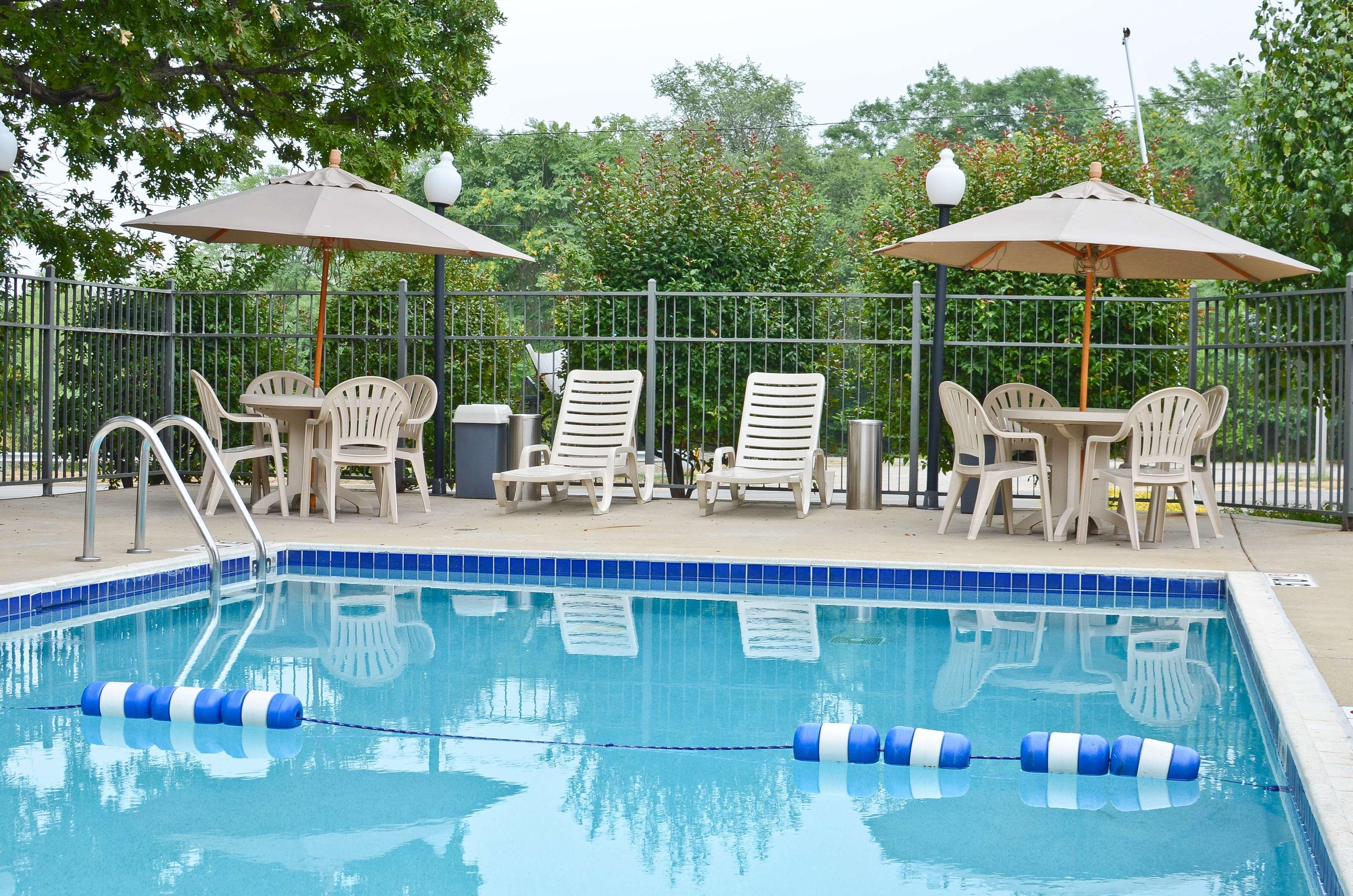 Best Western Riverside Inn Danville Illinois Il