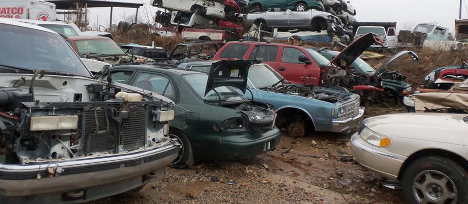 Salvage Hunter Auto Parts In Rome Ga 30161