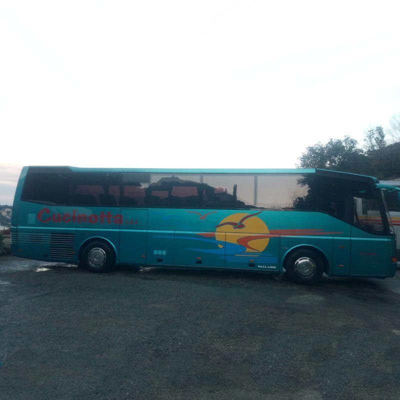 Cucinotta Michele Noleggio Bus Sas