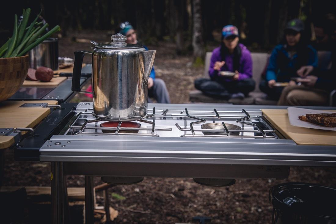 Gourmet Camp Cooking Workshop