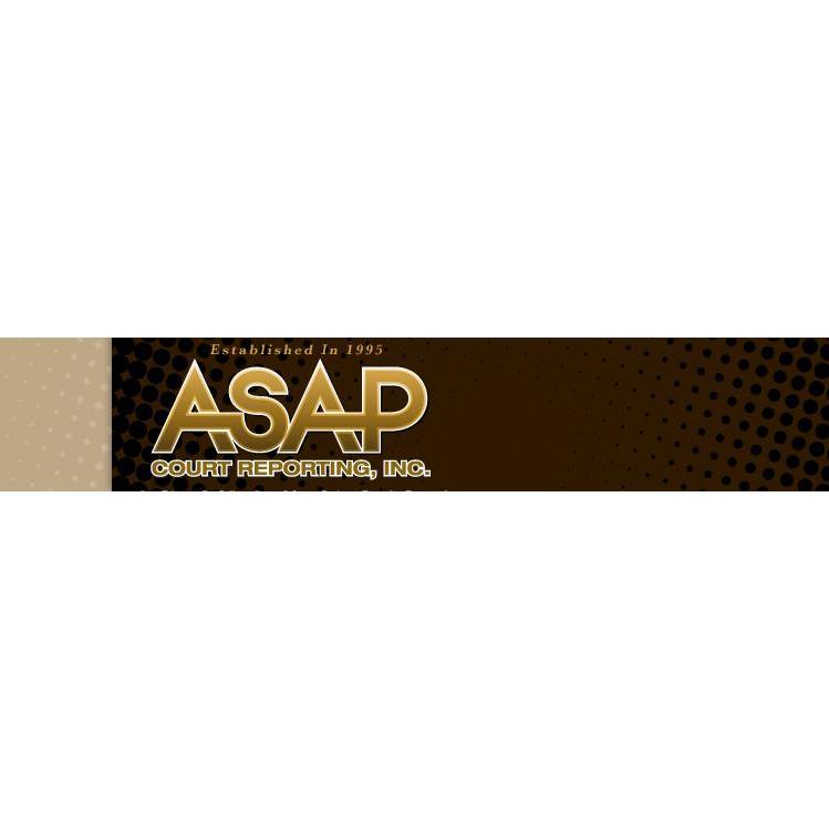 Asap Court Reporting Inc