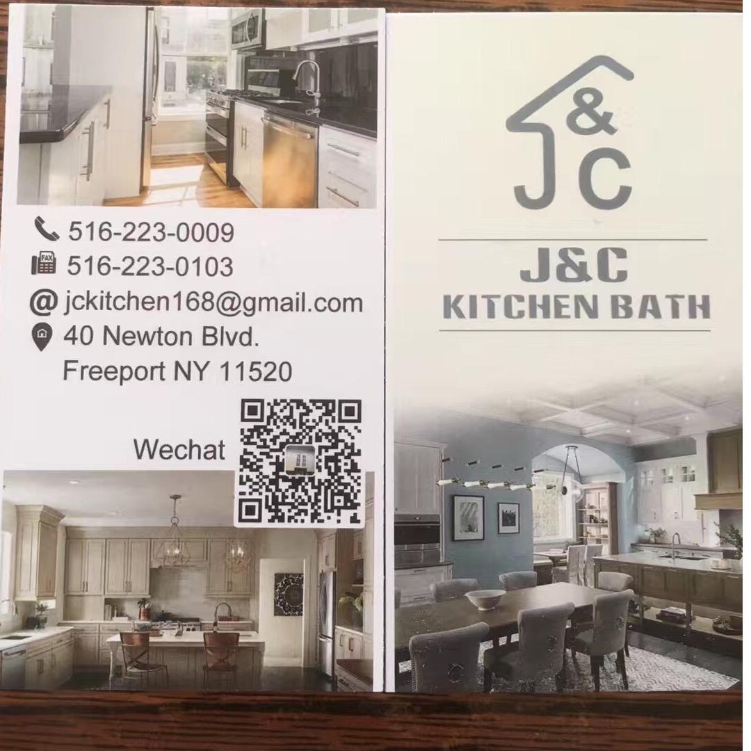Cabinet Maker in NY Freeport 11520 J&C Kitchen & Bath 40 Newton Blvd  (516)223-0009