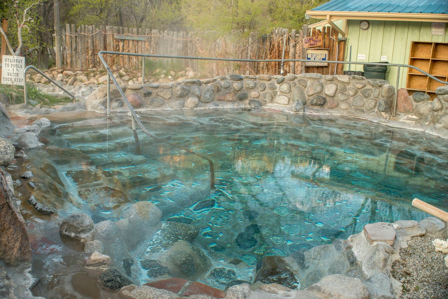 Cottonwood Hot Springs In Buena Vista Co 81211