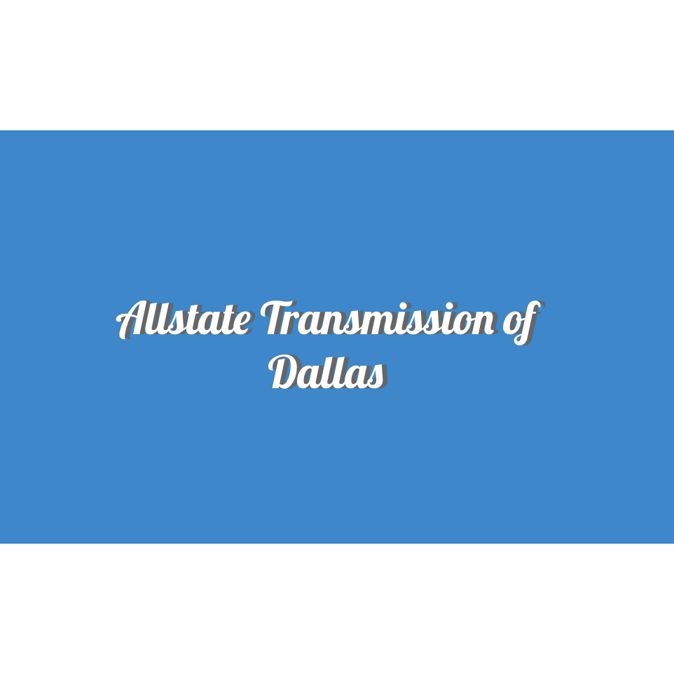 Allstate Transmission of Dallas
