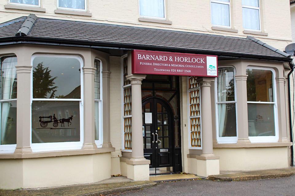 Barnard & Horlock Funeral Directors