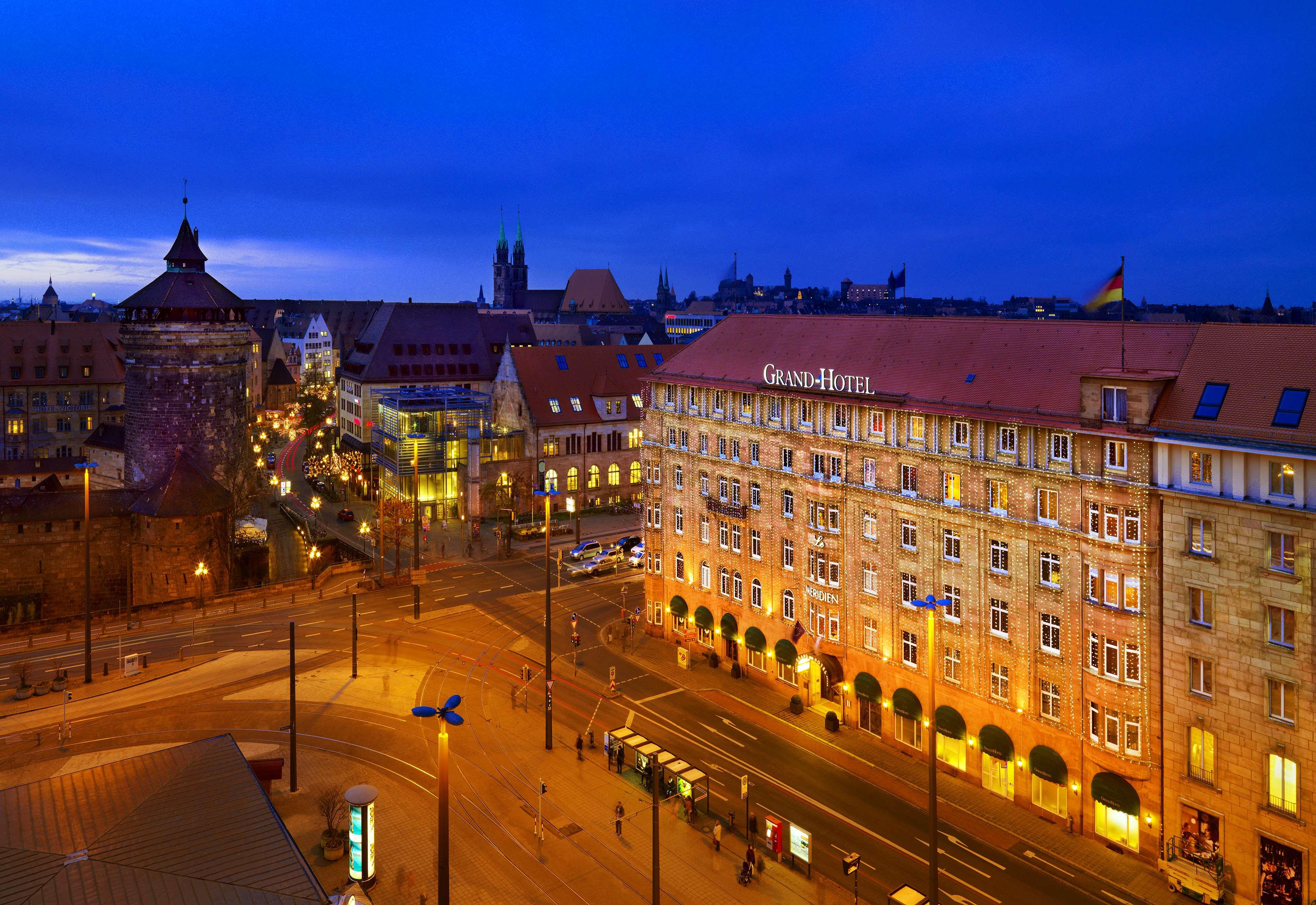 Le meridien grand hotel nuremberg hotel in nuremberg for Nurnberg hotel