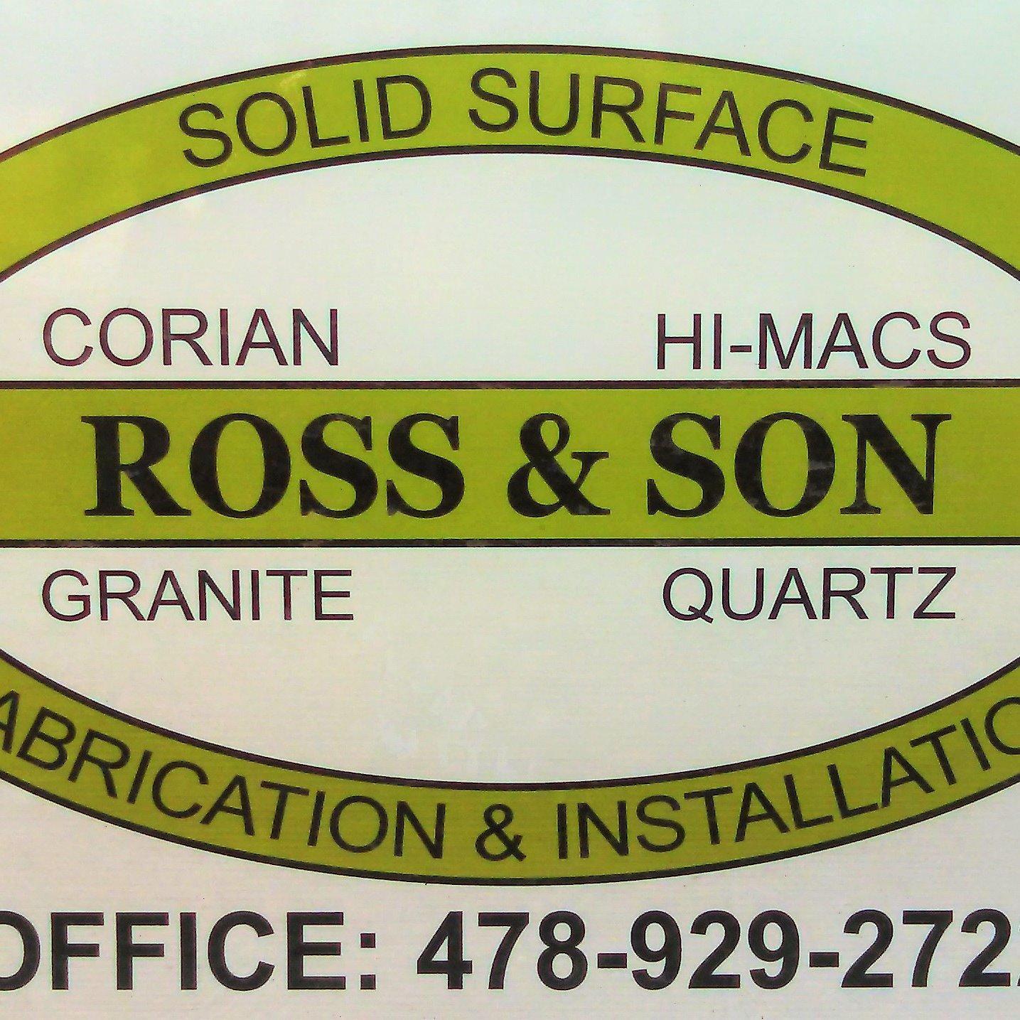 Ross & Son Custom Countertops