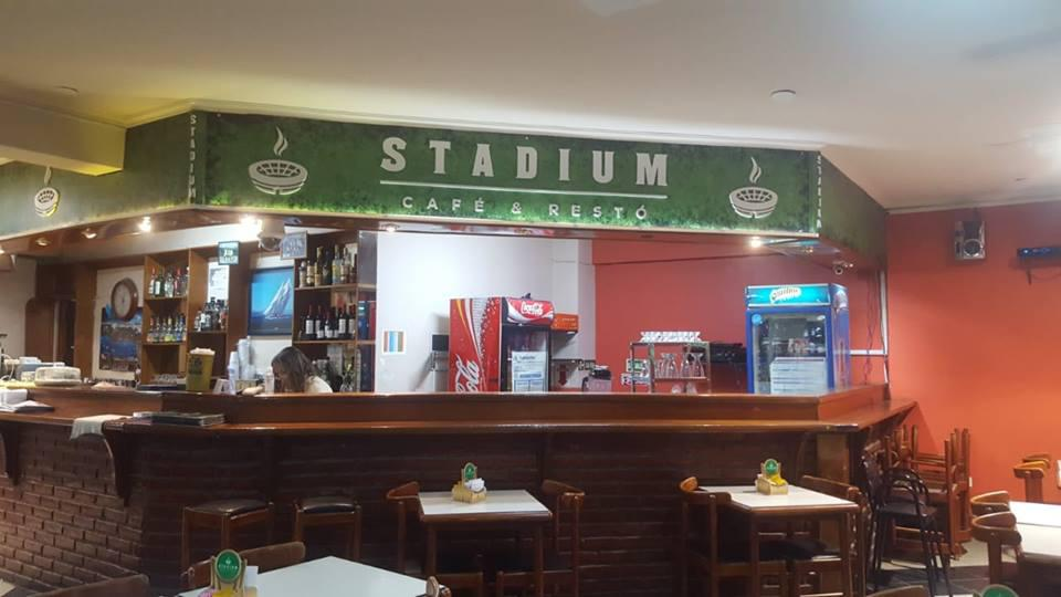 STADIUM CAFE & RESTÓ