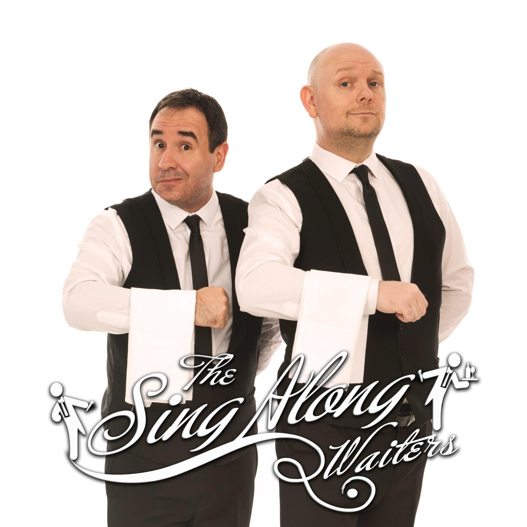 The Sing Along Waiters - Manchester, Lancashire M29 7WB - 03301 331374 | ShowMeLocal.com