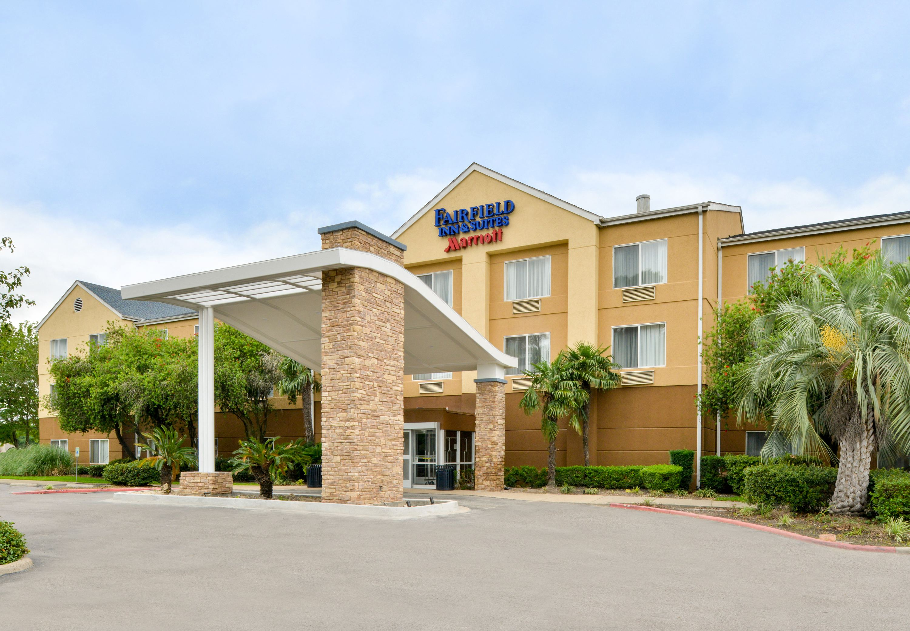 Fairfield inn suites by marriott beaumont beaumont The fairfield