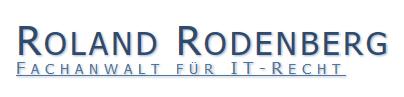 Rechtsanwalt Roland Rodenberg