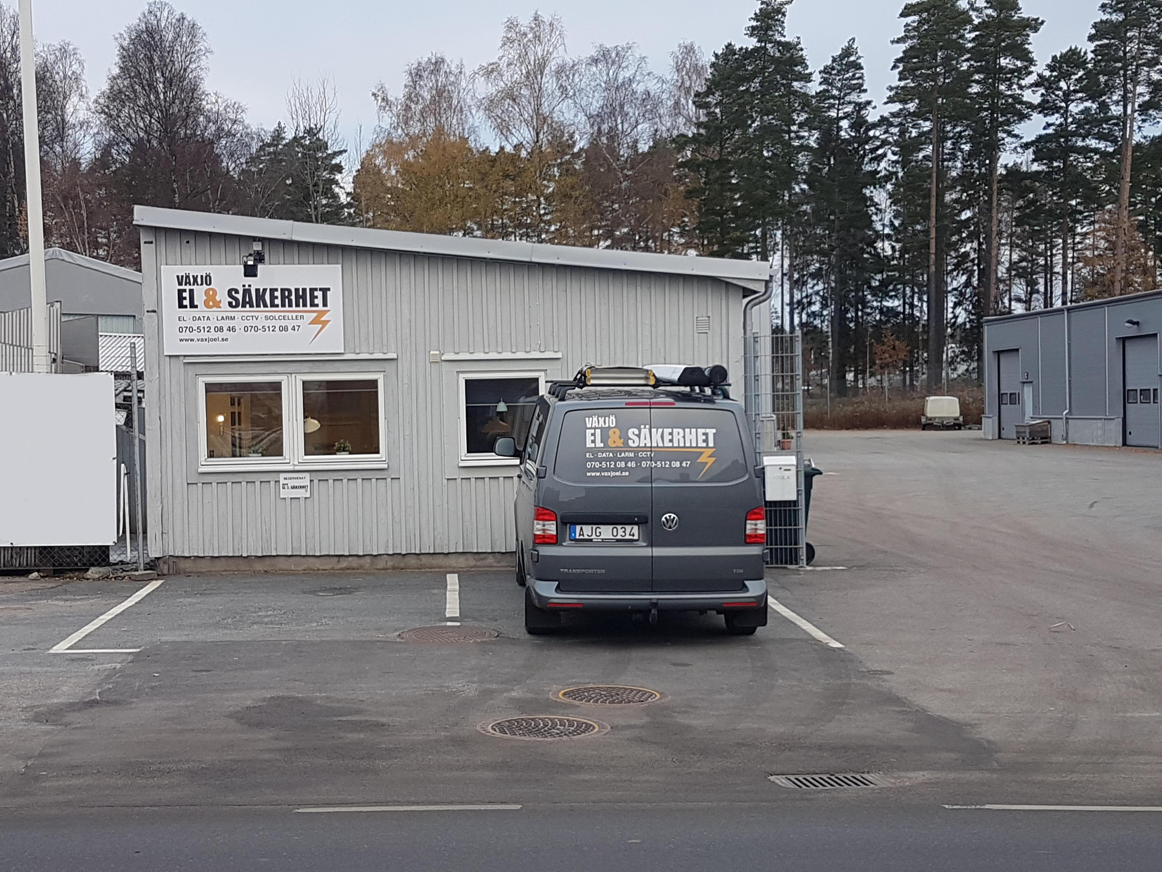 Växjö El & Säkerhet AB