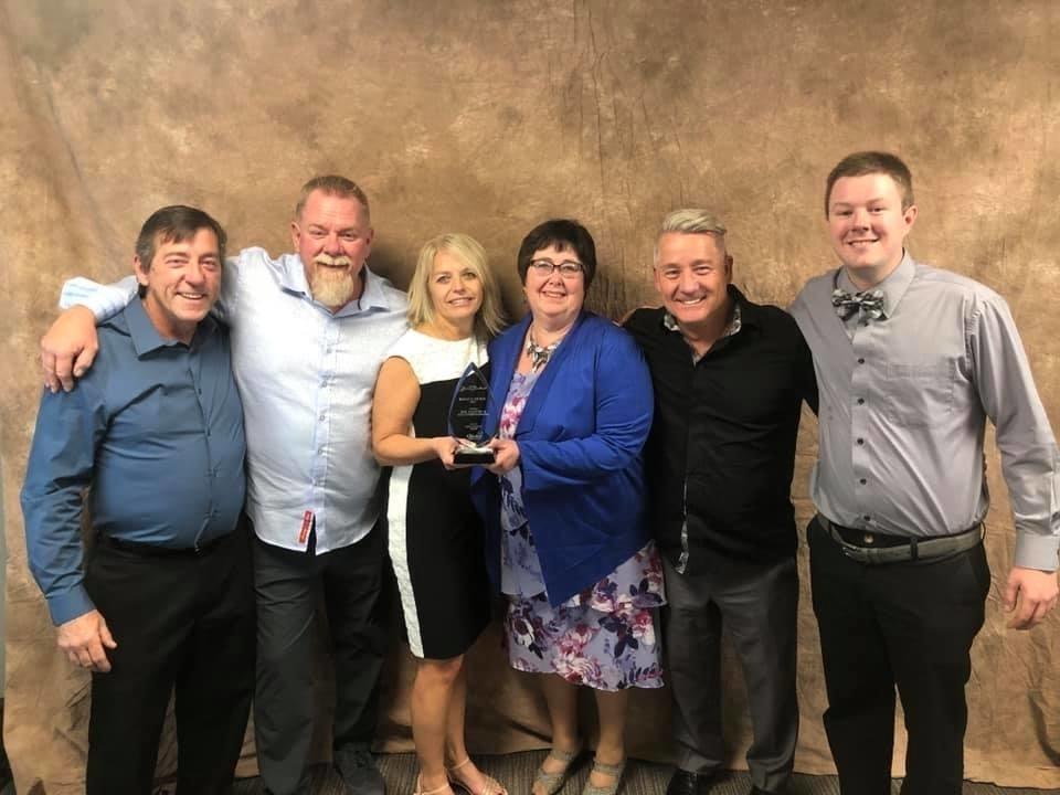 RPR Heating & Air Conditioning in Penticton: Winner of the Penticton Chamber of Commerce Business of the Year for 2019