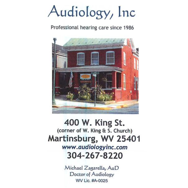 Audiology Inc