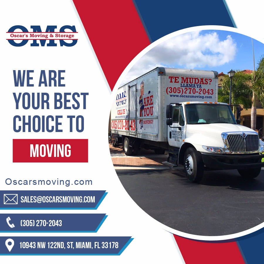 Oscar S Moving And Storage Coupons Near Me In Miami 8coupons