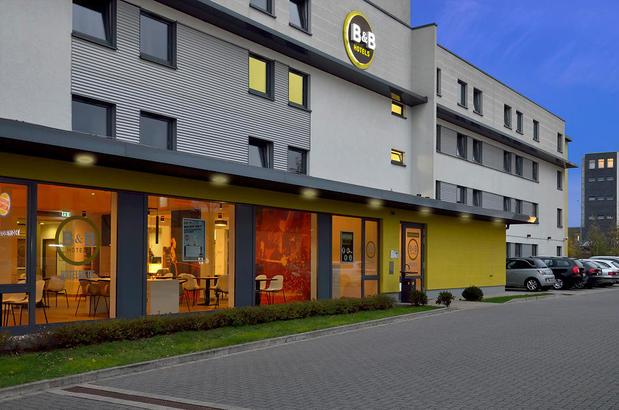 Kundenbild groß 1 B&B Hotel Essen