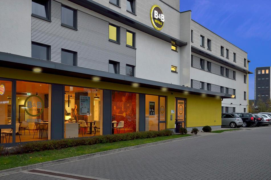 B&B Hotel Essen, Helmut-Käutner-Straße 4 in Essen