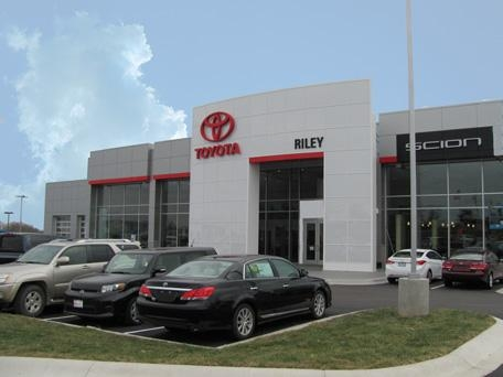 Riley Toyota Scion 2105 Christy Dr Jefferson City Mo