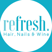 refresh Hair, Nails & Wine