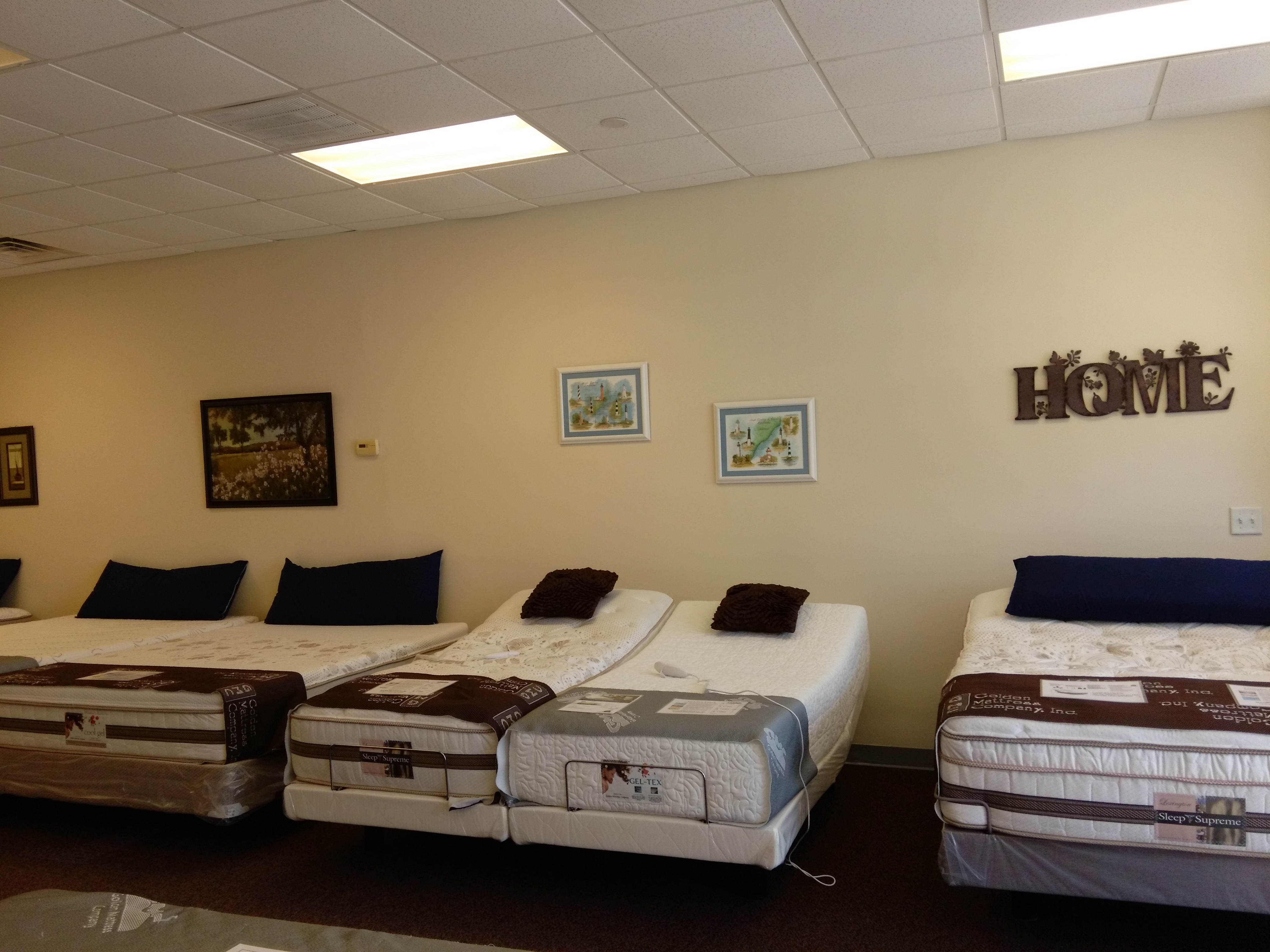 Cape Fear Bedding in Wilmington NC Furniture Stores