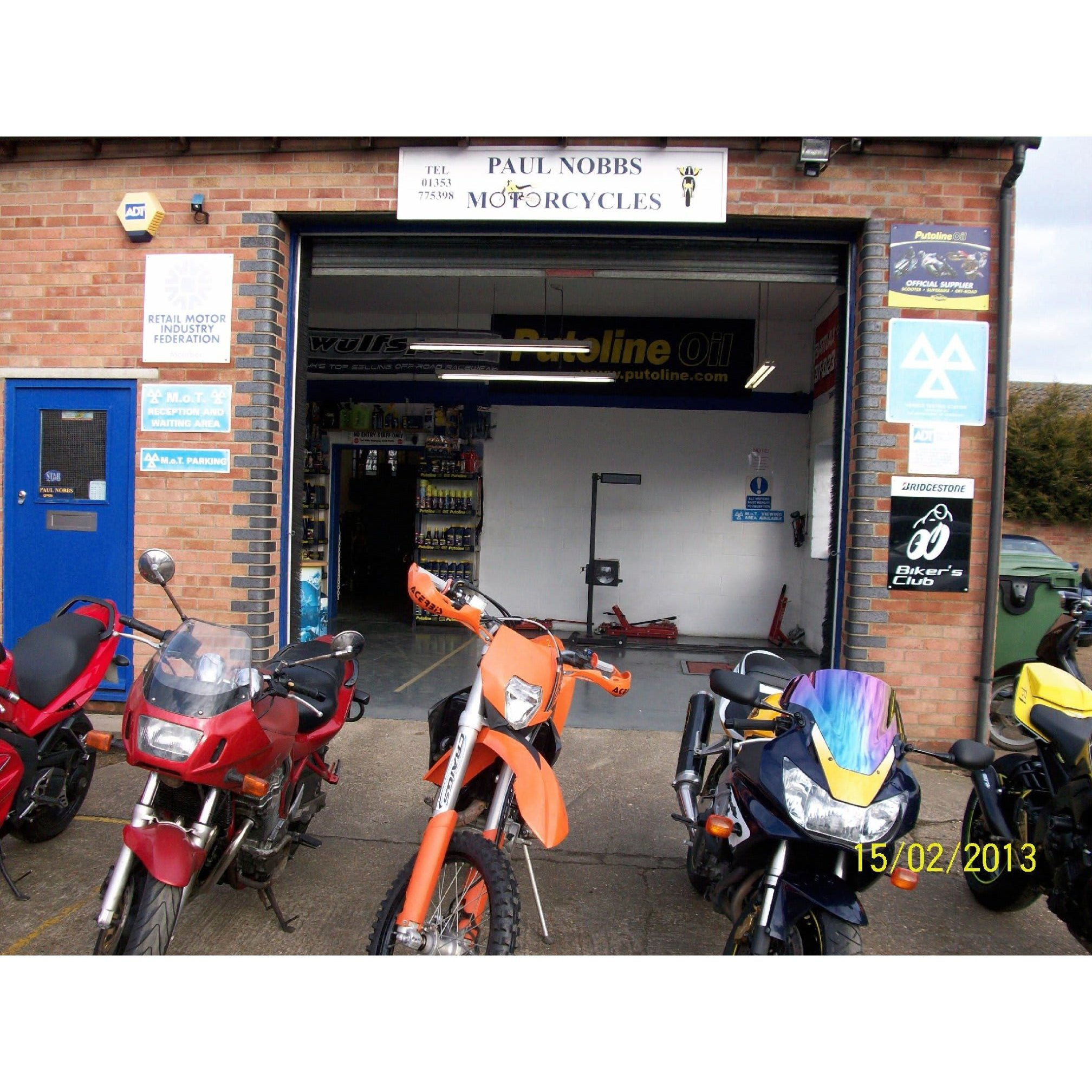 Paul Nobbs Motorcycles - Ely, Cambridgeshire CB6 2QD - 01353 775398 | ShowMeLocal.com