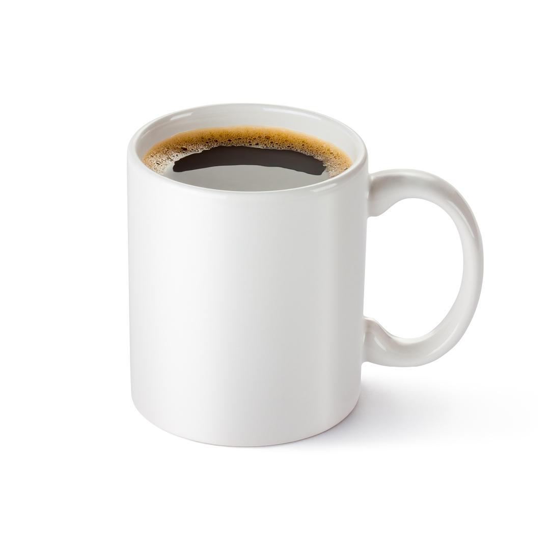 Freshly Brewed Regular & Decaf Coffee