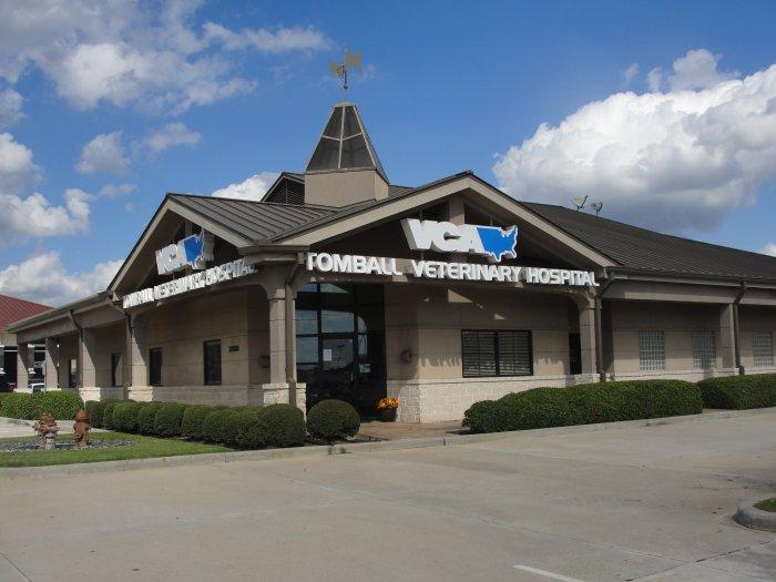 VCA Tomball Veterinary...